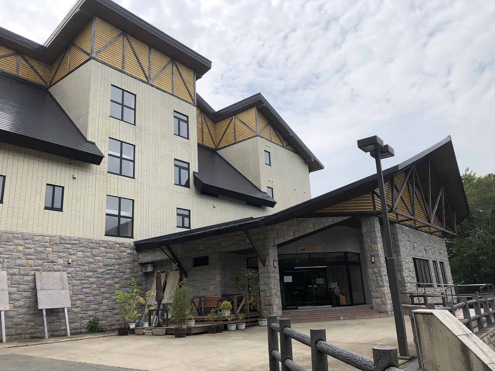 ランド 山荘 ハイ ホテル